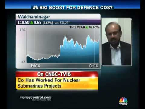 Eye 50% sales post mega defence deal fillip  Walchandnagar Indudtries Limited