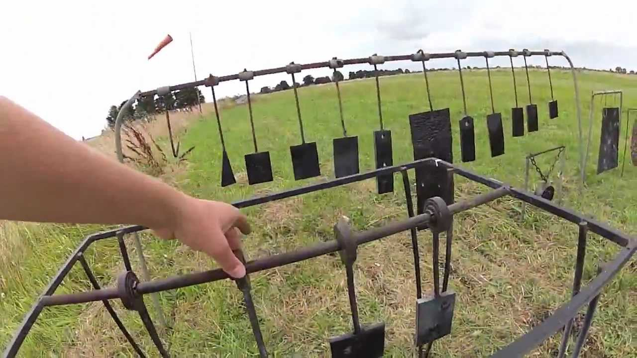 Make Your Own Swinging Targets