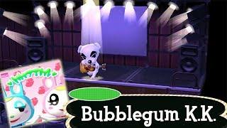 K.K. Slider Live!| Bubblegum K.K.