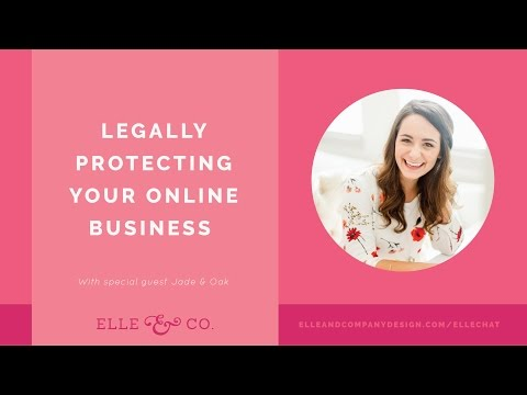 Legally Protecting Your Online Business
