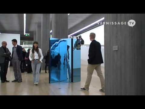 Monica Bonvicini and Tom Burr at Lenbachhaus Kunstbau, Munich