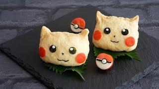 ピカチュウ塩いなり | Pikachu Inari-zushi