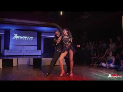 Carlos and Fernanda New Zouk Routine - on my own