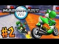 """I LOVE THIS GAME!"" - Ali-A Plays - Mario Kart Wii #2!"