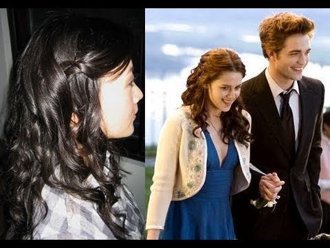 Twilight-Inspired Hair Tutorial: Bella's Prom Featuring Fuzkittie