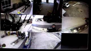 HD Security Cameras for Automotive Shops. Serving the GTA, Toronto, Scarborough, Whitby, Oshawa
