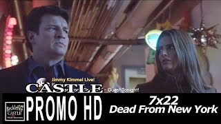 Castle 7x22 Promo  Dead From New York (HD) Season 7 Episode 22 promo