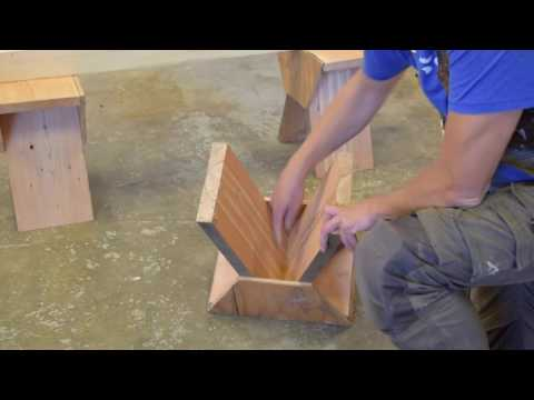 FTF #26 Quick And Easy Shop Stools, How To