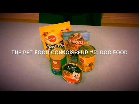 the-pet-food-connoisseur-episode-2---dog-food-taste-test.-rudeboy-unboxing-network