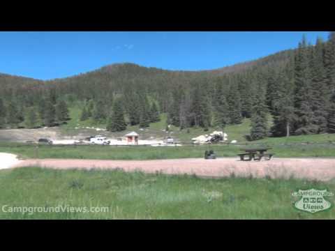 CampgroundViews.com - Ditch Creek Campground Hill City South Dakota SD Forest Service
