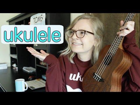 """The Correct Way to Say """"Ukulele"""""""