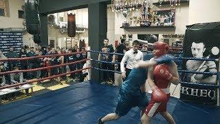 Школьники дрались а не боксировали, но победитель только один