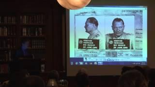 """Part 2/2 - Jack El-Hai - """"The General-Semantics Psychiatrist and the Nazi"""""""