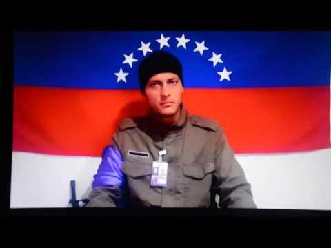 Mensaje de Oscar Perez Para Venezuela #04Jul