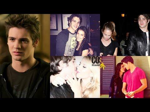 Girls Steven R McQueen Dated (Vampire Diaries)