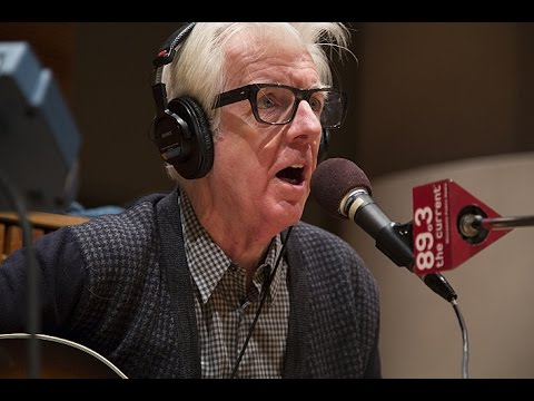 Nick Lowe - (What's So Funny 'Bout) Peace, Love and Understanding (Live on 89.3 The Current)