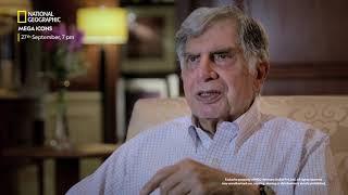 Ratan Tata's Aviation Experience | Mega Icons | Season 2 | National Geographic
