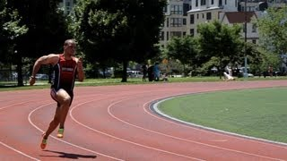 How to Sprint Faster   Sprinting
