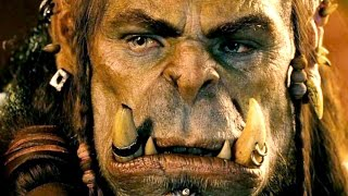 WARCRAFT Movie Teaser Trailer (2016)