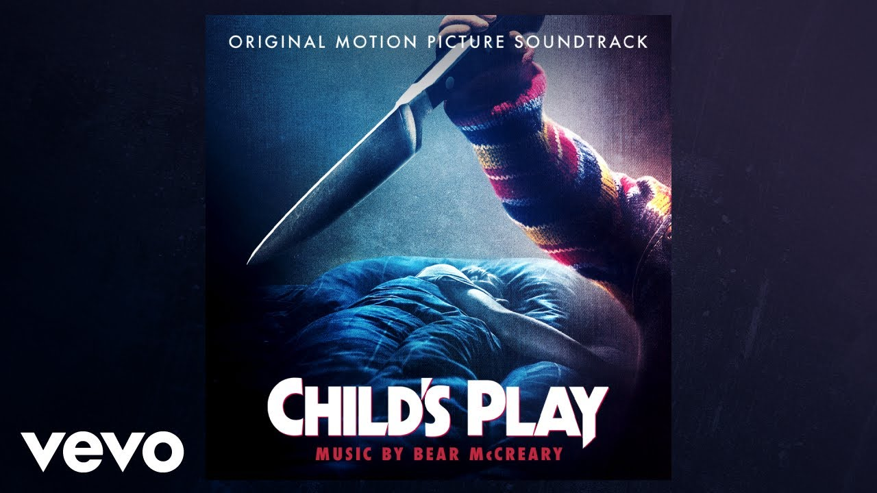 Child's Play Remake Theme Music and Soundtrack Now Availalbe