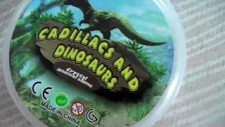 Dinosaur Slime Let´s play
