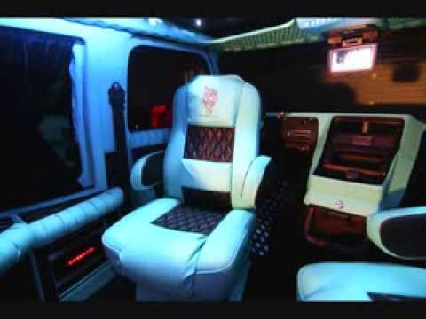 Chevy Van 20 Custom Car YouTube