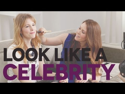 How To: Look Like a Celeb in Pictures