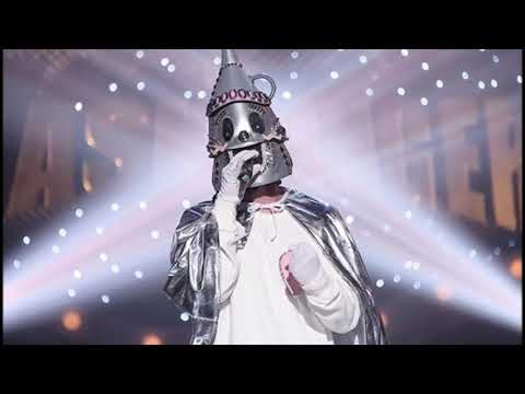 양철로봇(신용재of포맨)-가끔(크러쉬)복면가왕(King of Mask Singer)LIVE