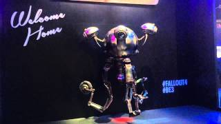 Fallout 4 Robot Leaks