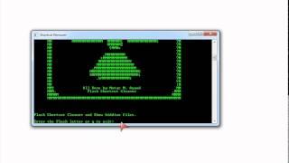 Flash Shortcut Virus Cleaner