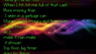 [CLEAN] I made it By Kevin Rudolf LYRICS
