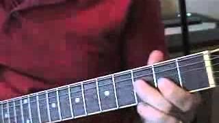 In A-Gadda-Da-Vida Guitar Lesson - Part one - Iron Butterfly
