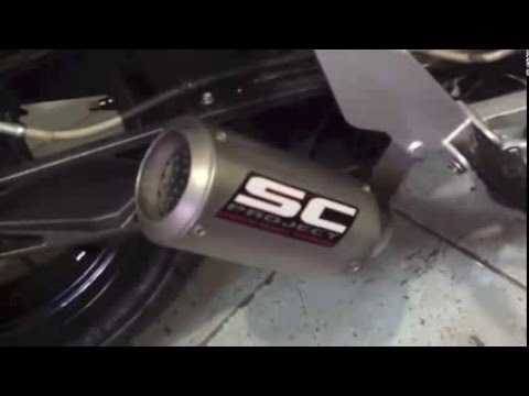 KTM RC 200 with Sc project exhaust sound in india