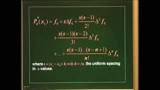 Lecture 11 - Polynomial Interpolation