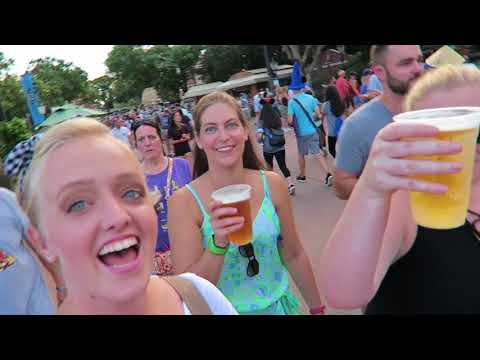 Last Minute Stay at Disney's Boardwalk Resort and EPCOT | Staycation, Dancing, and Food & Wine