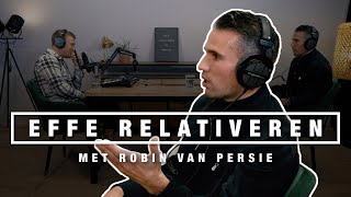 ROBIN VAN PERSIE over JEUGD, ARSENAL, MAN UNITED EN WK 2010 | EFFE RELATIVEREN