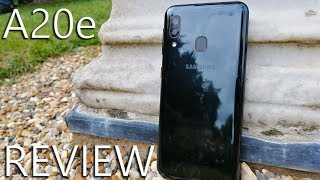 Samsung Galaxy A20e Proper Review