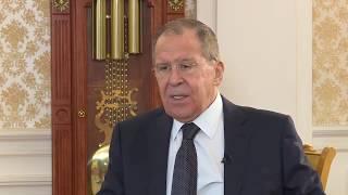 Ответ С.Лаврова на вопрос телерадиокомпании «Новый век», Москва, 18 мая 2020 года