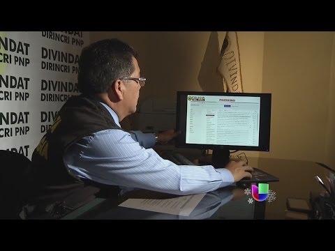 Perú, la nación latinoamericana con más Hackers -- Noticiero Univisión