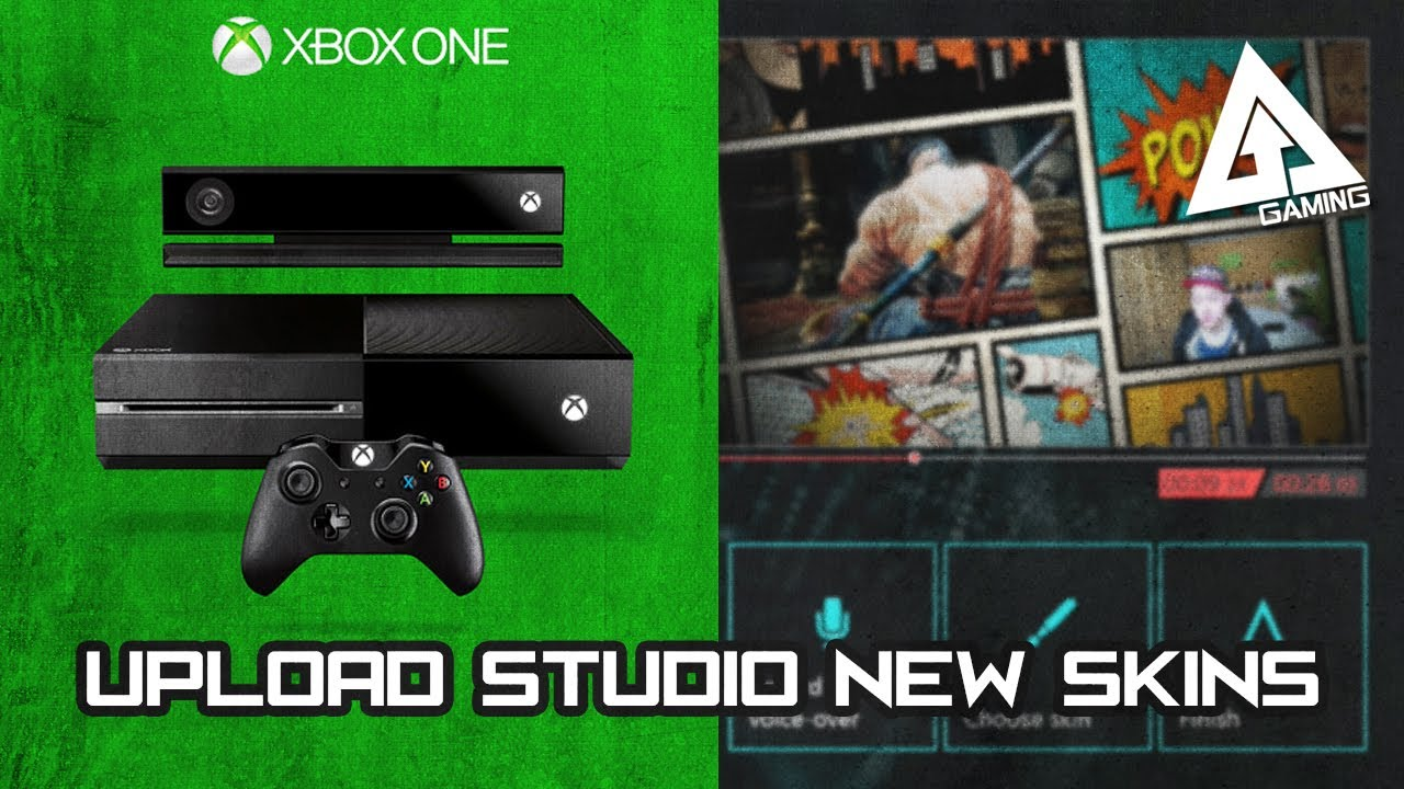 how to get upload studio on xbox one