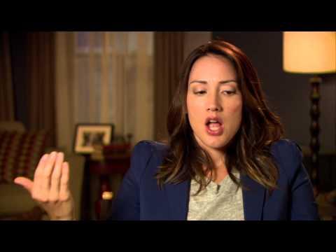 "Grimm Season 3: Bree Turner ""Rosalee"" On Set TV Interview"