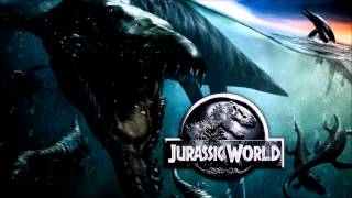 Jurassic World OST 11.The Dimorphodon Shuffle 320kbps HQ