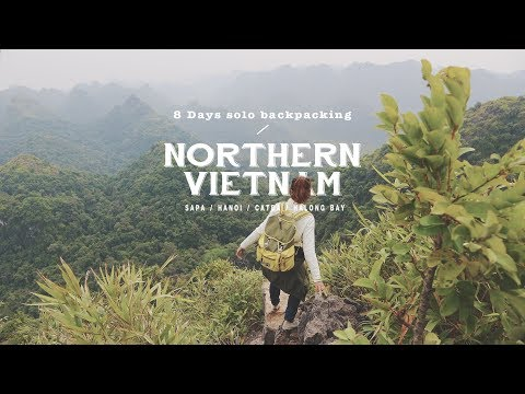 8days solo backpacking in Northern Vietnam