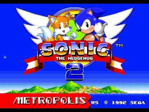 Sonic the Hedgehog 2 - Soundtrack (VGM)