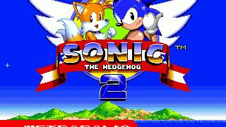 Sonic the Hedgehog 2 - Soundtrack (VGM)