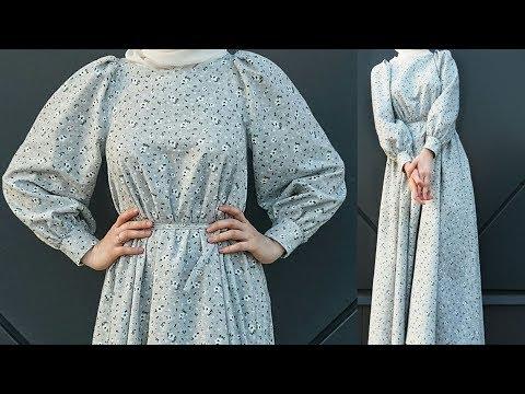 Вопрос: Как сшить платье?