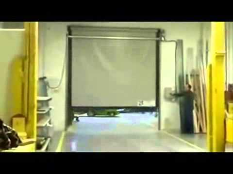 Enviro Doors Model 515 High Speed Roll Up by ASI Technologies23 & Enviro Doors Model 515 High Speed Roll Up by ASI Technologies23 ...