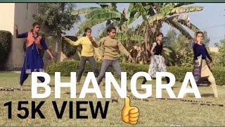 Gedha | ammy virk | Punjabi Mutiyara | BHANGRA | blue star dance academy