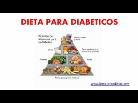 Comida Para Diabeticos Dieta