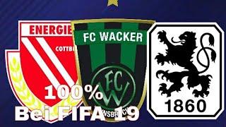 100% Bei FIFA 19 dabei - Neue Fifa 19 teams